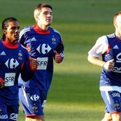 Jérémy Toulalan Equipe de France Coupe du Monde 2010