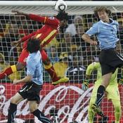 Les chiffres d'Uruguay-Ghana