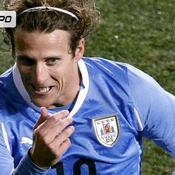 Diego Forlan Uruguay Coupe du Monde 2010