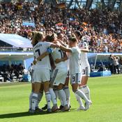 Coupe du monde féminine 2019 : l'Allemagne au rendez-vous des quarts de finale