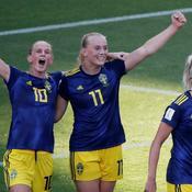 Coupe du monde féminine 2019 : l'exploit de la Suède qui élimine l'Allemagne