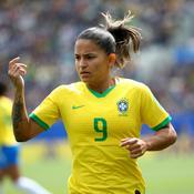 Coupe du monde féminine 2019 : Debinha, la nouvelle star du Brésil