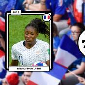 Coupe du monde féminine 2019 : Les notes des Bleues face au Brésil