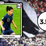 Coupe du monde féminine 2019 : Les notes des Bleues face aux Etats-Unis