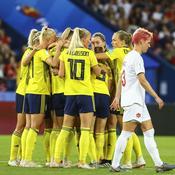 Coupe du monde féminine 2019 : la Suède élimine le Canada et affrontera l'Allemagne