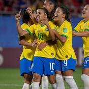 Coupe du monde féminine 2019 : une arrivée en musique pour les Brésiliennes