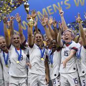 Coupe du monde féminine 2019 : Des Américaines implacables décrochent une 4e étoile