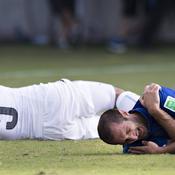 Chiellini prend la défense de Suarez !
