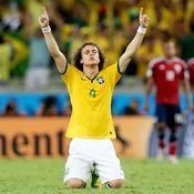 David Luiz Brésil Coupe du monde