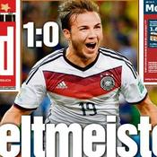 L'Allemagne est championne du monde !