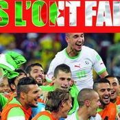 Une Le Temps d'Algérie