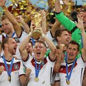 Allemagne Coupe du monde 2014