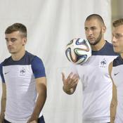 Les Bleus sont prêts pour le match contre l'Equateur