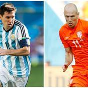 Messi-Robben : la gauche caviar