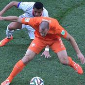Pays-Bas-Chili en DIRECT