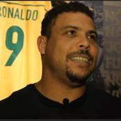 Ronaldo évoqué Neymar