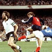 Harald Schumacher Patrick Battiston France-Allemagne Séville 1982