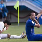 Suarez parmi les plus mauvais élèves de la Coupe du monde