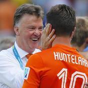 Van Gaal : «Avec la pause hydratation, j'ai pu lancer le plan B»