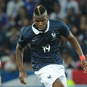 Paul Pogba Equipe de France Coupe du monde 2014