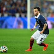 Mathieu Valbuena Equipe de France Coupe du monde