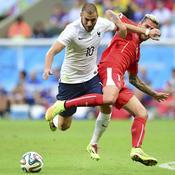 Suisse-France en DIRECT (2-5) : la Suisse sauve l'honneur