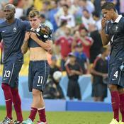 Varane : «On s'en va la tête haute»