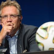 Fifa : Valcke estime n'avoir «rien à se reprocher»