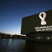 Le logo de la Coupe du monde 2022 au Qatar dévoilé