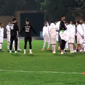 Palestine - Arabie Saoudite, match de football ou joute politique ?