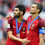 Luis Neto et Pepe