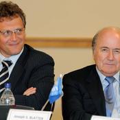 Fifa: Blatter va retrouver la scène