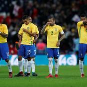 Pas de vainqueur entre l'Angleterre et le Brésil