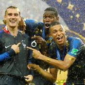 Champions du monde !