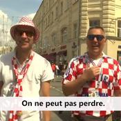 Coupe du monde 2018 : à la veille de la finale, supporters et équipes font monter la pression