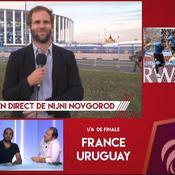 Coupe du monde 2018 : après Uruguay-France, le débrief' avec notre envoyé spécial