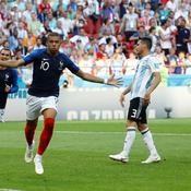 Coupe du monde 2018: Des Bleus tout feu tout flamme éteignent Messi et l'Argentine pour rallier les quarts