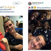Coupe du monde 2018 : des Bleus (très) cadrés sur les réseaux sociaux