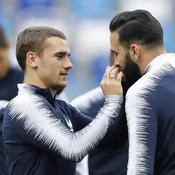 Coupe du monde 2018 : Griezmann a encore touché la moustache porte-bonheur de Rami