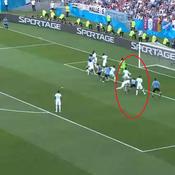 Le but qui envoie la Celeste en 8es et résumé de Uruguay-Arabie Saoudite en vidéo