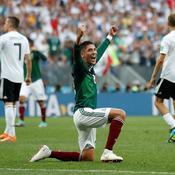 Coupe du monde 2018 : Le Mexique crée la première sensation en battant l'Allemagne