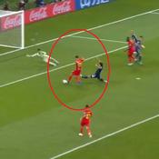 Coupe du monde 2018: les buts d'un Belgique-Japon à rebondissements