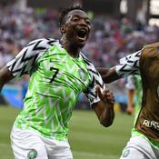 Coupe du monde 2018 : Musa relance le Nigeria et fait les affaires de l'Argentine