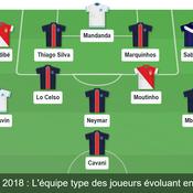 Coupe du monde 2018 : notre équipe type des joueurs de Ligue 1