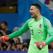 Coupe du monde 2018 : Subasic attend la France, mais devra passer l'Angleterre de Pickford