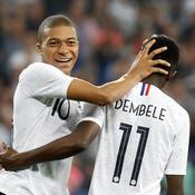 «Dembélé est le meilleur jeune du monde» selon Mbappé