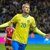 La Suède, elle, ne s'est pas loupée face au Luxembourg