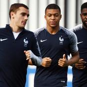 France-Croatie J-1 : les Bleus au grand complet avant la finale