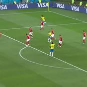 Coupe du monde 2018 : Le bijou de Coutinho face à la Suisse en vidéo