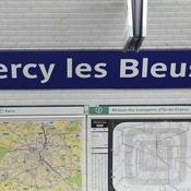 Le métro parisien fête le sacre des Bleus en rebaptisant les stations